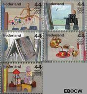 Nederland NL 2645#2649  2009 Goede doelen  cent  Gestempeld