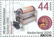 Nederland NL 2699  2010 Rijksoctroowet 44 cent  Gestempeld