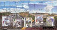 Nederland NL 2822  2011 Mooi Nederland- Verzamelvel  cent  Gestempeld