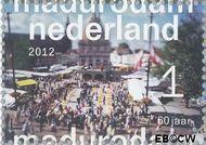 Nederland NL 2926  2012 Madurodam 60 jaar 1 cent  Gestempeld