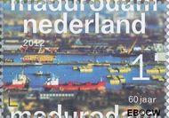 Nederland NL 2931  2012 Madurodam 60 jaar 1 cent  Gestempeld