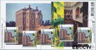 Nederland NL 2935  2012 Mooi Nederland- Middachten  cent  Gestempeld