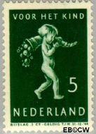 Nederland NL 330  1939 Kind met hoorn des overvloeds 5+3 cent  Gestempeld