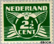 Nederland NL 379  1941 Vliegende Duif 2½ cent  Postfris