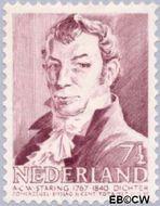 Nederland NL 396  1941 Bekende personen 7½+3½ cent  Postfris