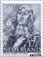 Nederland NL 416  1943 Zeehelden 17½ cent  Gestempeld