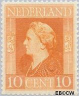 Nederland NL 433  1944 Bevrijding 10 cent  Gestempeld