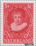 Nederland NL 667  1955 Kinderportretten 5+3 cent  Postfris