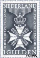 Nederland NL 839#  1965 Willemsorde  cent  Gestempeld