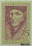 Nederland NL 931#  1969 Erasmus, Desiderius  cent  Gestempeld