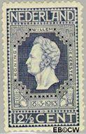 Nederland NL 94  1913 Onafhankelijkheid 12½ cent  Gestempeld