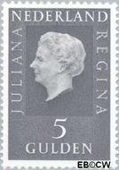 Nederland NL 957  1970 Koningin Juliana- Type 'Regina' 500 cent  Gestempeld