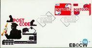 Nederland NL E163  1978 Invoering postcode  cent  FDC zonder adres