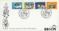 Nederland NL E213  1983 Wintermotieven  cent  FDC zonder adres