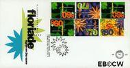 Nederland NL E293a  1992 Floriade  cent  FDC zonder adres