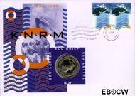 Nederland NL ECU037  1999 Nederland, waterland  cent  Postfris