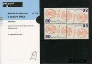 Nederland NL M106  1993 Kon.Notariële Broederschap  cent  Postfris