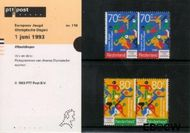 Nederland NL M110  1993 Jeugd Olympische Dagen  cent  Postfris