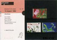 Nederland NL M119  1994 Natuur en milieu  cent  Postfris