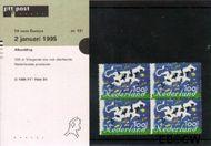 Nederland NL M131  1995 10 voor Europa  cent  Postfris