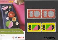 Nederland NL M228  2000 Doe Maar  cent  Postfris