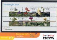 Nederland NL M245  2001 Tuinen in Nederland  cent  Postfris
