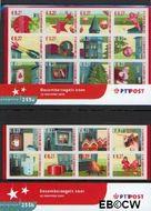 Nederland NL M255ab  2001 Kerstmotieven  cent  Postfris