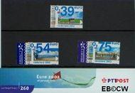 Nederland NL M260  2002 Euro-zegel  cent  Postfris