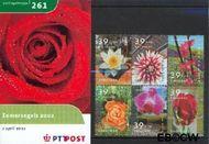 Nederland NL M261  2002 Floriade  cent  Postfris