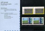 Nederland NL M34  1986 Diversen  cent  Postfris