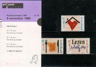 Nederland NL M70  1989 Rechten Kind  cent  Postfris