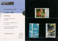 Nederland NL M73  1990 Het weer  cent  Postfris