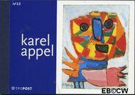 Nederland NL PR13  2006 Karel Appel  cent  Postfris
