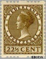 Nederland NL R27  1926 Type 'Veth' 22½ cent  Gestempeld