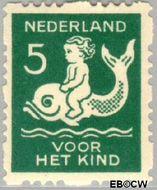 Nederland NL R83  1929 Voor het kind 5+3 cent  Gestempeld