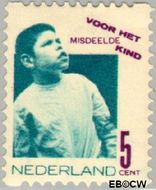 Nederland NL R91  1931 Misdeelde kind 5+3 cent  Gestempeld