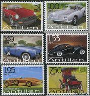 Nederlandse Antillen NA 1652#1657  2006 Auto's 750 cent  Postfris