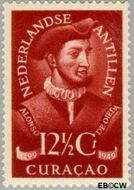 Nederlandse Antillen NA 207  1949 Ontdekking 22½+2½ cent  Postfris