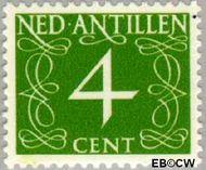 Nederlandse Antillen NA 216  1959 Type 'van Krimpen' 4 cent  Gestempeld