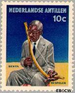 Nederlandse Antillen NA 326  1962 Voorwerpen 10 cent  Gestempeld