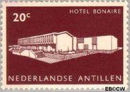 Nederlandse Antillen NA 337  1963 Opening hotel 20 cent  Gestempeld