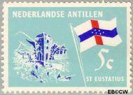 Nederlandse Antillen NA 362  1965 Eilanden 6+3 cent  Postfris