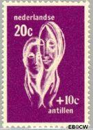 Nederlandse Antillen NA 387  1967 Sociaal en cultureel werk 10+5 cent  Gestempeld