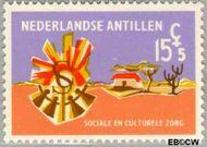 Nederlandse Antillen NA 397  1968 Sociale zorg  cent  Gestempeld