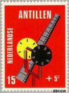 Nederlandse Antillen NA 427  1970 Media 15+5 cent  Gestempeld