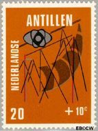 Nederlandse Antillen NA 428  1970 Media 20+10 cent  Postfris