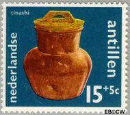 Nederlandse Antillen NA 437  1971 Voorwerpen 15+5 cent  Gestempeld