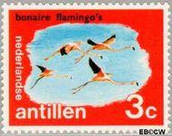 Nederlandse Antillen NA 447  1972 Eilanden 3 cent  Gestempeld