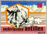 Nederlandse Antillen NA 507  1975 Zoutindustrie 20 cent  Gestempeld