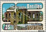 Nederlandse Antillen NA 557  1977 Toerisme 35 cent  Gestempeld